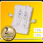 Lençol Térmico Casal - Queen Size (1,50m x 1,90m)Potenciômetro